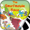 The Smurfs – Smurfmobile Race logo