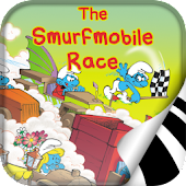 The Smurfs - Smurfmobile Race