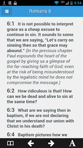 Mirror Bible Screenshot