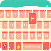 NewYear Theme-Emoji Keyboard