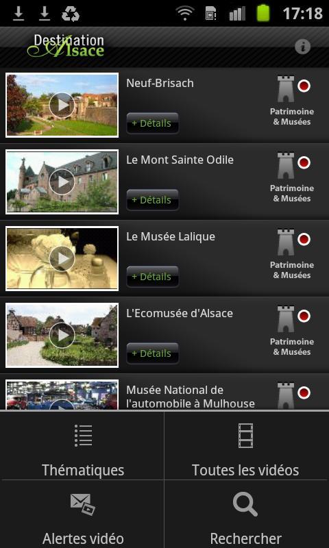 Destination Alsace- screenshot