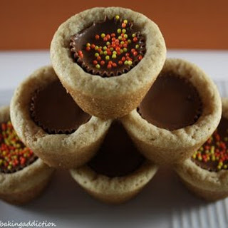 Peanut Butter Cup Cookies…