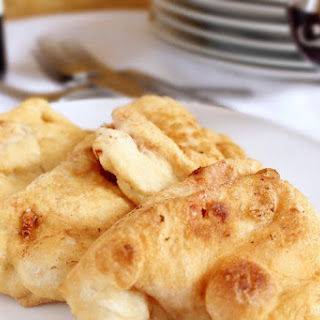Stuffed and Fried Panzerotti