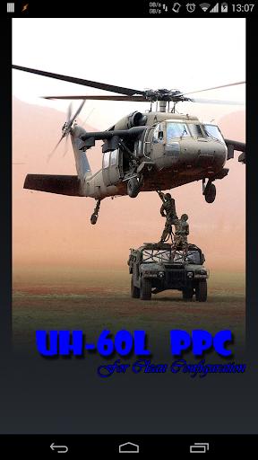 UH-60L PPC Emergency