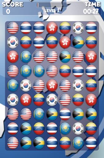 Flag Crush Mania