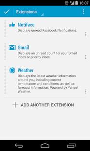 Notiface:Facebook Notification - screenshot thumbnail