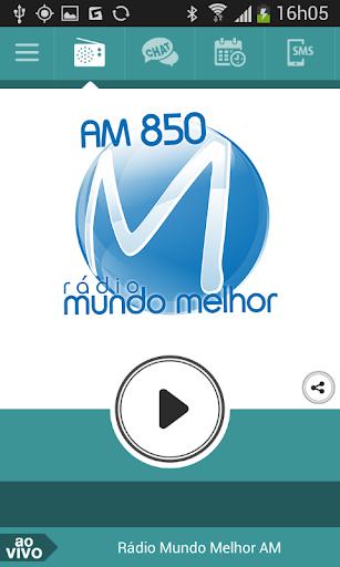 Rádio Mundo Melhor AM