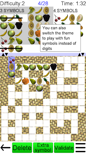 Number Fit Puzzle 2.5.2 screenshots 2