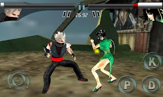 Screenshot of Further Beyond Fighting