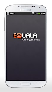 EQuala Social Music Discovery - screenshot thumbnail