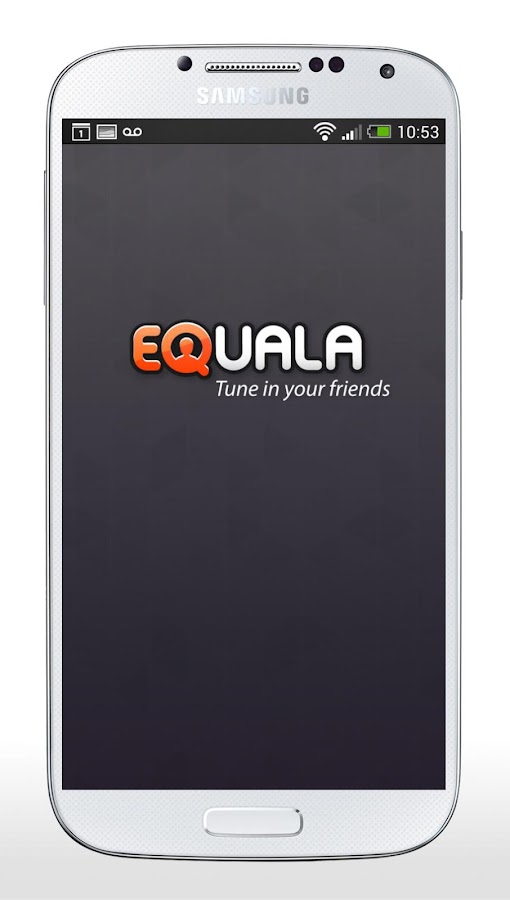EQuala Social Music Discovery - screenshot