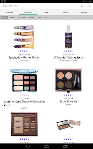 Beautylish: Makeup Beauty Tips  screenshots 8