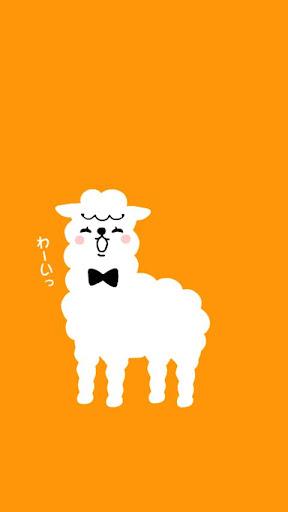 smile Alpacas cute animal(FREE 1.00 Windows u7528 2