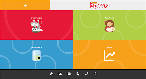 MyMilk - screenshot thumbnail