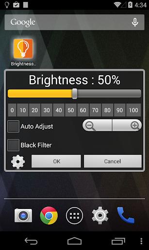 Brightness Slider Free