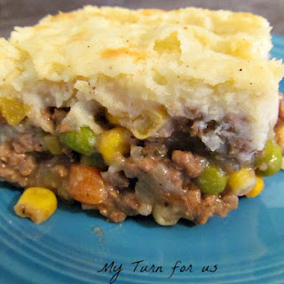 Healthy Makeover Shepherds Pie