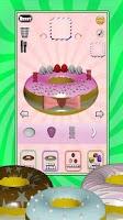 Screenshot of Donut Design - Doughnut Maker