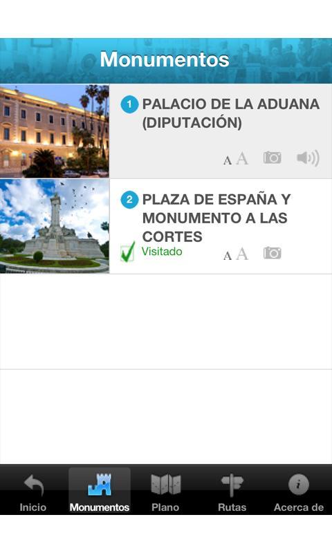 Bicentenario Constitución 1812- screenshot