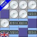 24hr Clock Pairs icon