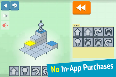 Lightbot Jr : Coding Puzzles- screenshot thumbnail