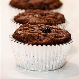 Molasses Bran Muffins.
