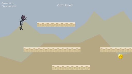 Sandstorm Sprint