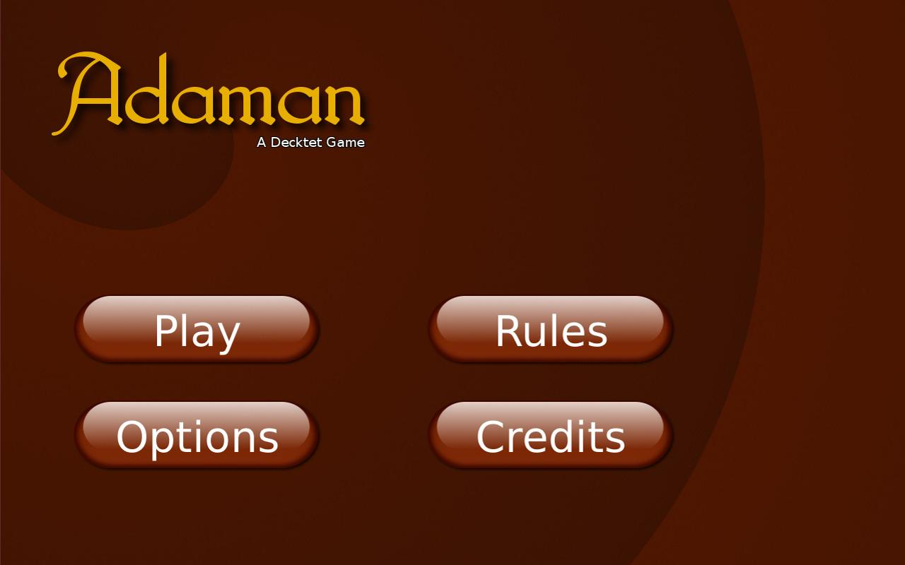 Adaman - screenshot