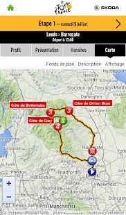 TOUR DE FRANCE 2014 by ŠKODA - screenshot thumbnail