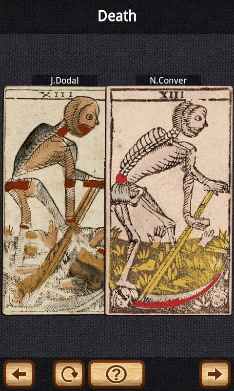 Best Tarot Lite- screenshot