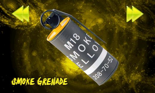 CS Grenades