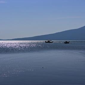 by Soumik Mondal - Landscapes Waterscapes ( waterscape, greece )