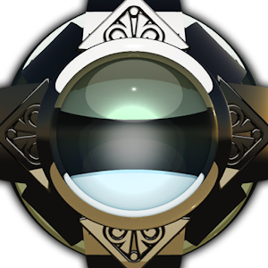 3D black diamond GO theme  2 apk