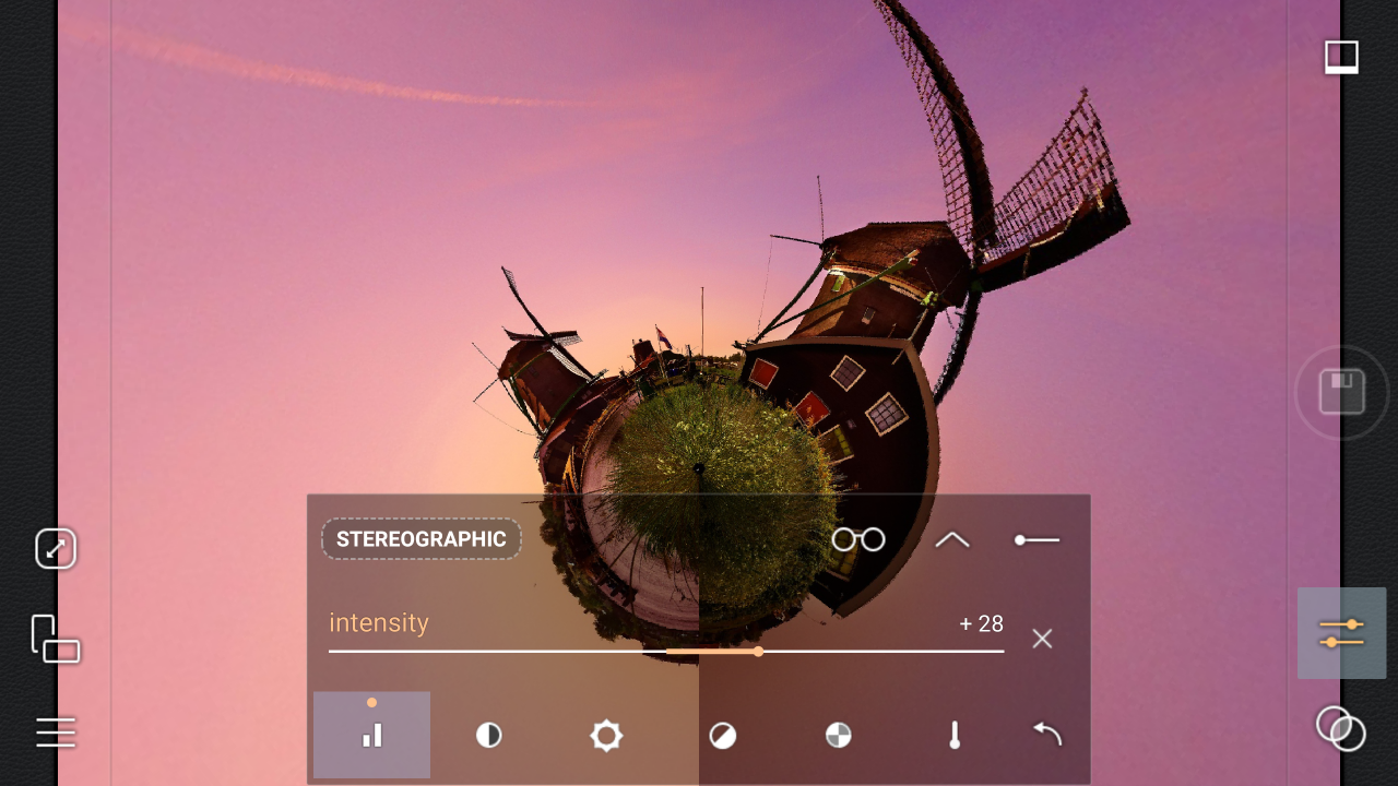 Cameringo Lite. Effects Camera - screenshot