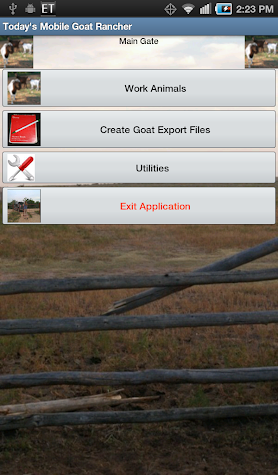 Today's Mobile Goat Rancher Screenshot