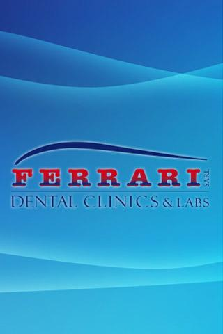 Ferrari Dental Clinics App