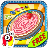 Ice Cream Pie Maker- Kids Game