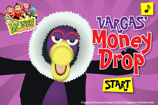 Money Mammals ® Money Drop