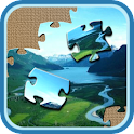 Lake Clark Jigsaw icon