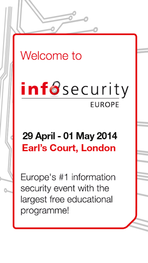 Infosecurity Europe 2014