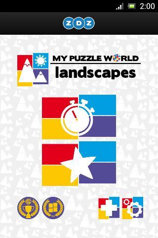 Landscapes Puzzle – MPW