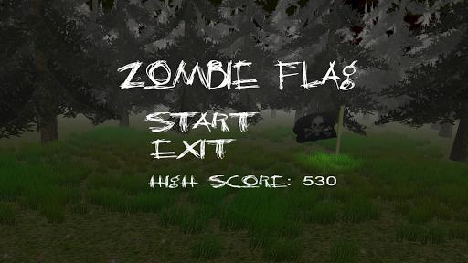 Zombie Flag