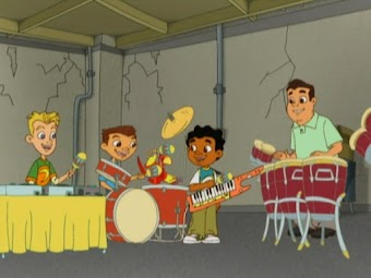 Papi Joins the Band