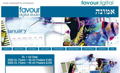 Favour Digital Studio