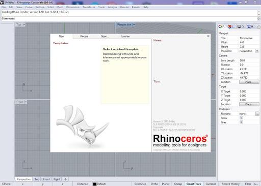 Learn RhinoCeros 4 Basic