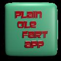plain ole fart app logo