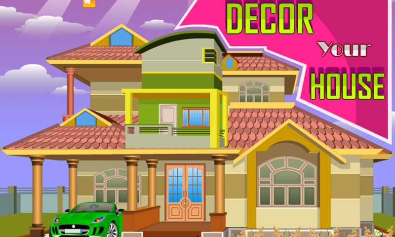 Design your perfect house game
