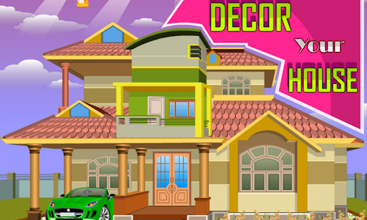Design your house girl game android apps on google play Create your own dream house