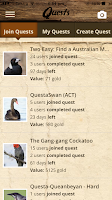 Screenshot of QuestaGame