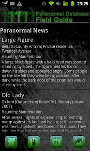Paranormal Field Guide- screenshot thumbnail