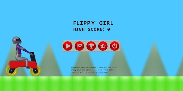 Flippy Girl - screenshot thumbnail